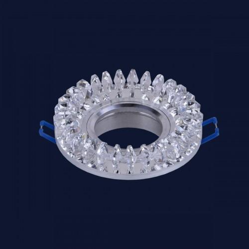 Точечный стеклянный светильник 716016