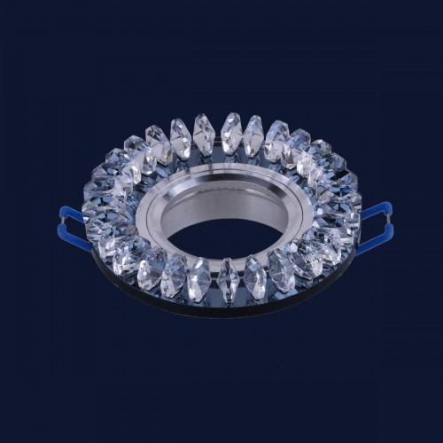 Точечный стеклянный светильник 716018
