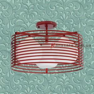Светильник потолочный Loft 707X9800-3 красный