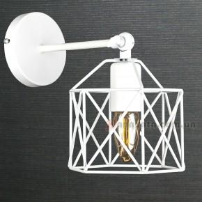 Бра настенная Loft 756WPR101F-1 белая
