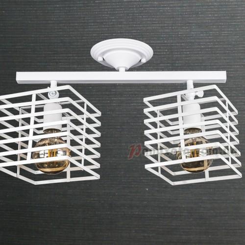 Светильник потолочный Loft 756XPR104F-2 белый