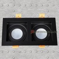 Точечный металлический светильник 9055505 черный