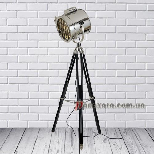 Напольный светильник 918F301-1 хром