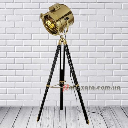 Напольный светильник 918F301-1 золотой