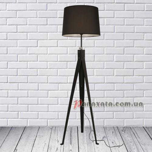 Торшер 918F8320-1 черный