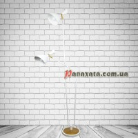 Торшер Loft 9192077-2 белый