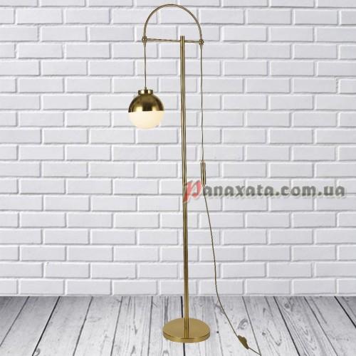 Торшер Loft 9192090-1 золотой