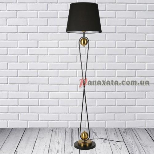 Торшер Loft 9194015-1 черный