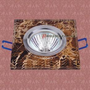 Точечный стеклянный светильник 705529