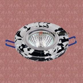 Точечный стеклянный светильник 705558