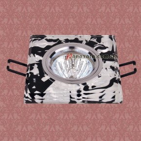 Точечный стеклянный светильник 705568