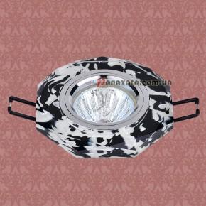Точечный стеклянный светильник 705578