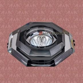 Точечный стеклянный светильник 705686