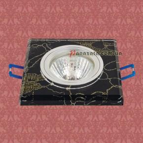 Точечный стеклянный светильник 70574