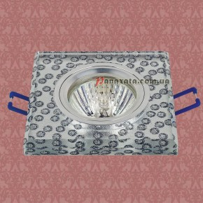Точечный стеклянный светильник 705766