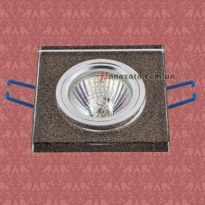 Точечный стеклянный светильник 70586