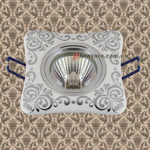Точечный керамический светильник 70595CR