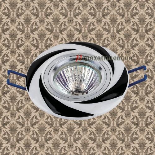 Точечный керамический светильник 70596BK