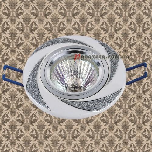 Точечный керамический светильник 70596CR