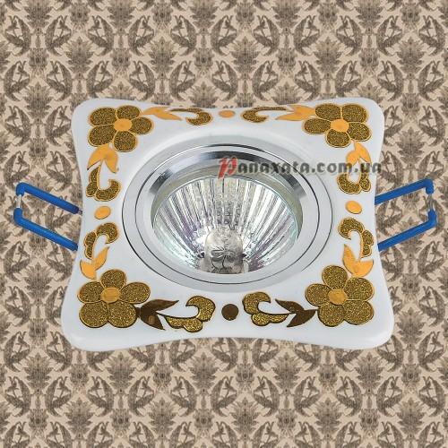 Точечный керамический светильник 70597GD