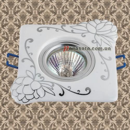 Точечный керамический светильник 70598CR
