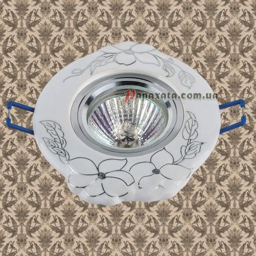 Точечный керамический светильник 70599CR