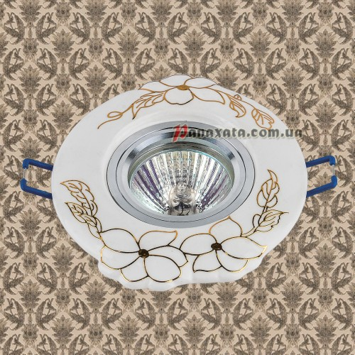 Точечный керамический светильник 70599GD