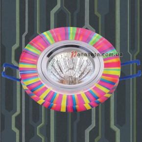 Точечный стеклянный светильник 705N108