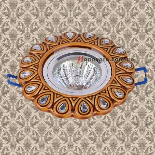 Точечный керамический светильник 705N117