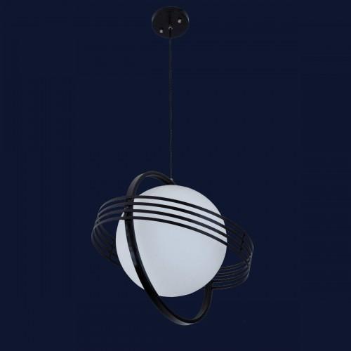 Люстра подвесная 7076195-1 черная