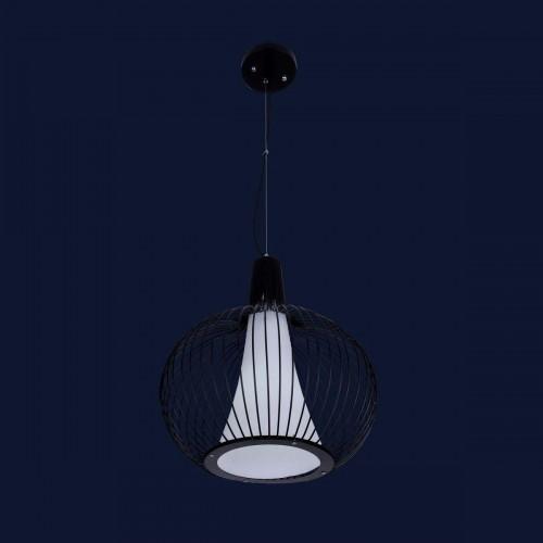 Люстра подвесная 7076380-1 черная
