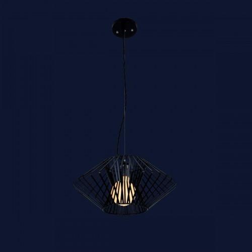 Люстра подвесная 7076389-1 черная