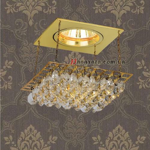 Точечный потолочный светильник 712A2019 GD-CL