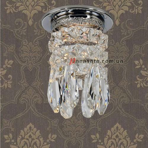 Точечный потолочный светильник 712A2108 CH-CL
