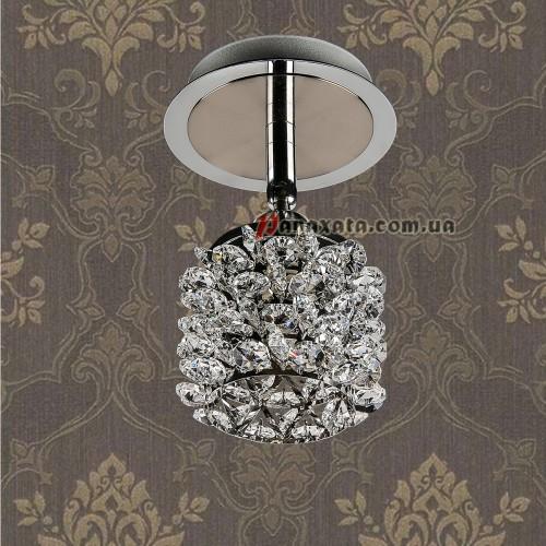 Точечный потолочный светильник 712A3605 CH-CL G9