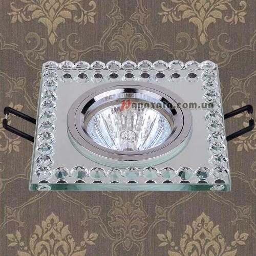 Точечный стеклянный светильник 716036