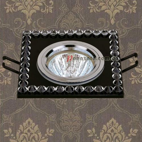 Точечный стеклянный светильник 716038