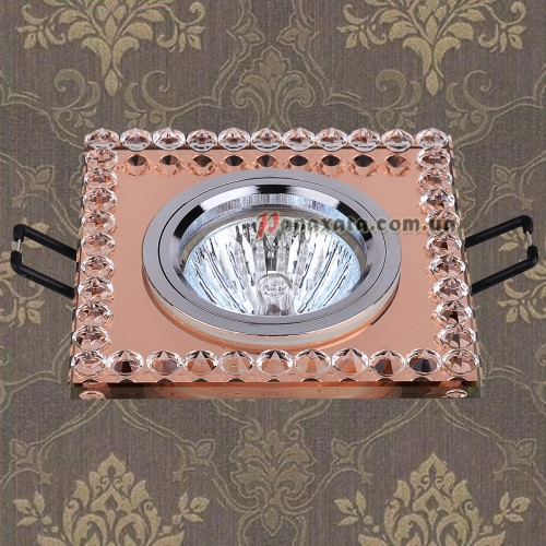 Точечный стеклянный светильник 716039