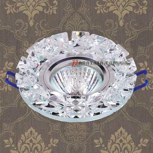 Точечный стеклянный светильник 716066