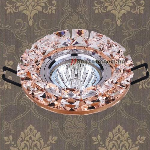 Точечный стеклянный светильник 716069
