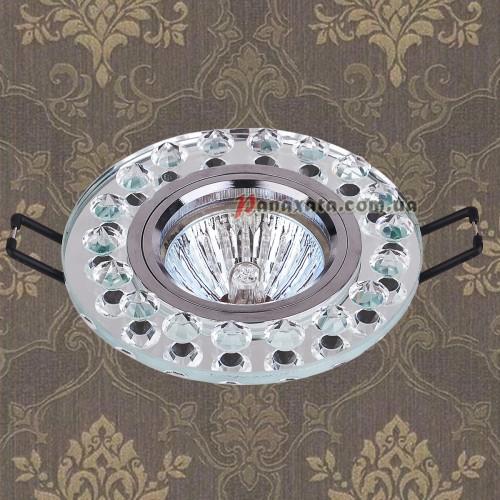 Точечный стеклянный светильник 716076