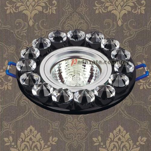 Точечный стеклянный светильник 716098