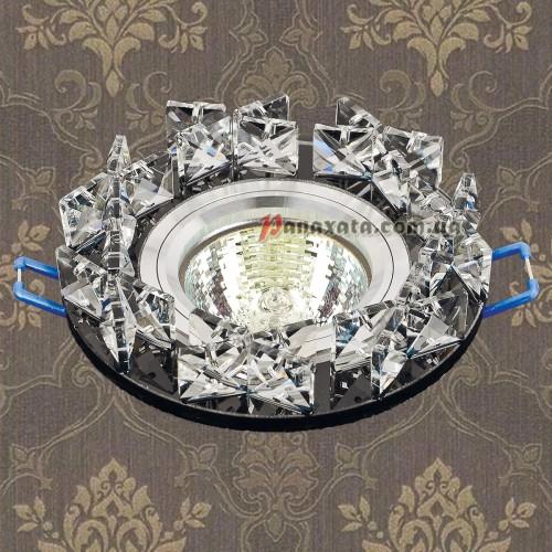Точечный стеклянный светильник 716118
