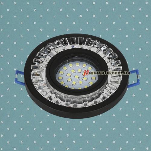 Точечный led светильник 716MKD-C20 черный
