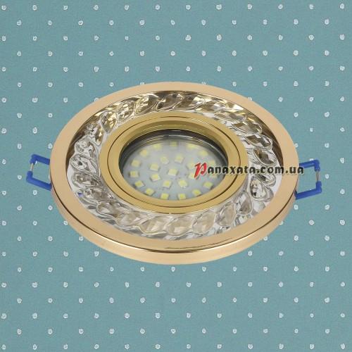 Точечный led светильник 716MKD-C21 золотой