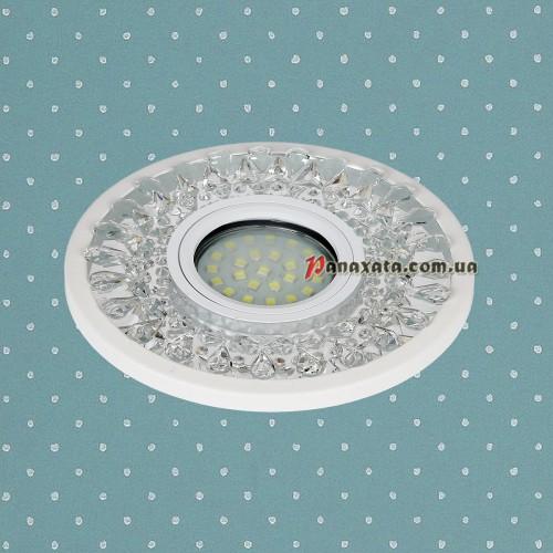 Точечный led светильник 716MKD-C22 белый