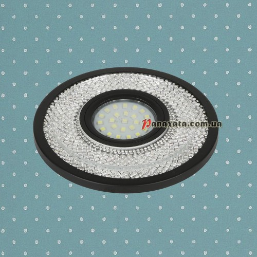 Точечный led светильник 716MKD-C23 черный