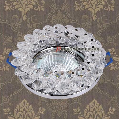 Точечный потолочный светильник 716MKD091 CR