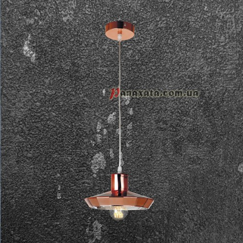 Люстра подвесная Loft 72081284-1 GD
