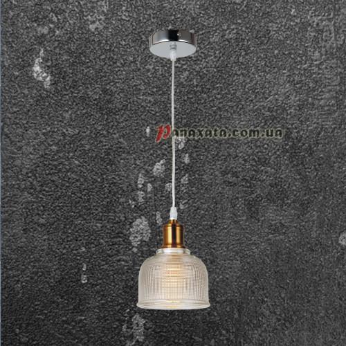 Люстра подвесная Loft 72081292-1 прозрачный